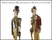 Image of Morbid Anatomy Museum Curious Collections 2016 Wall Calendar