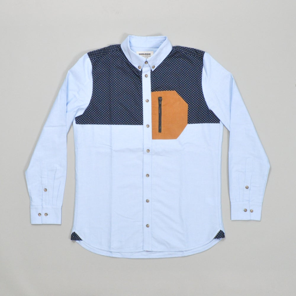 Image of CRUX SHIRT - BLUE