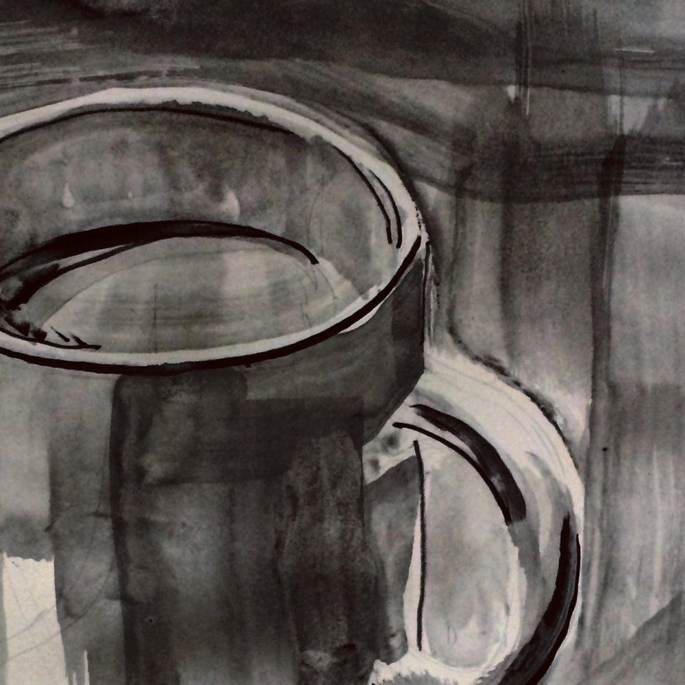 Image of By Hand : Mug Art Print