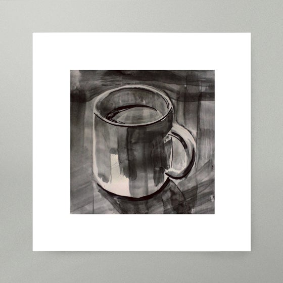 Image of By Hand : Mug Art Print