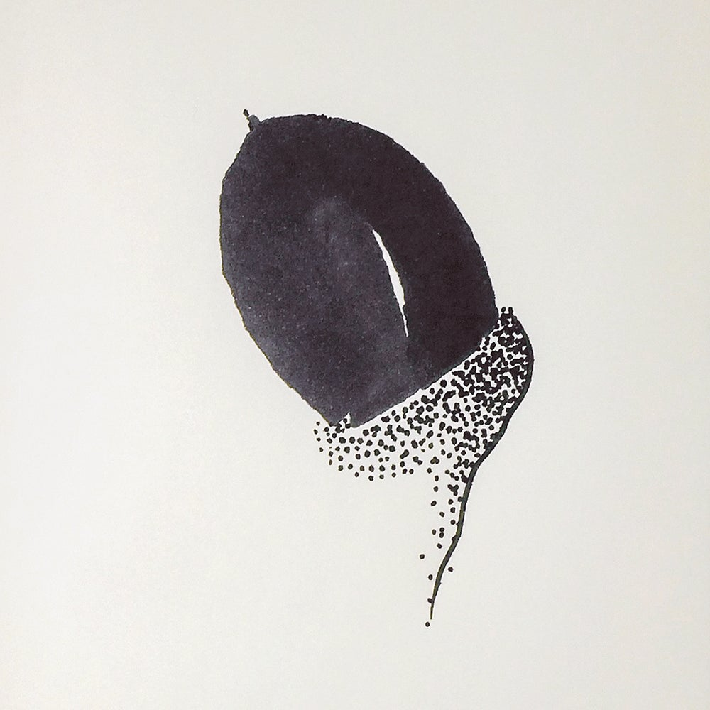 Image of By Hand : Acorn Art Print