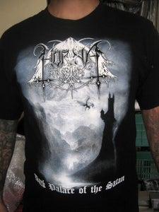 "Image of HORNA ""Dark Palace of Satan"""