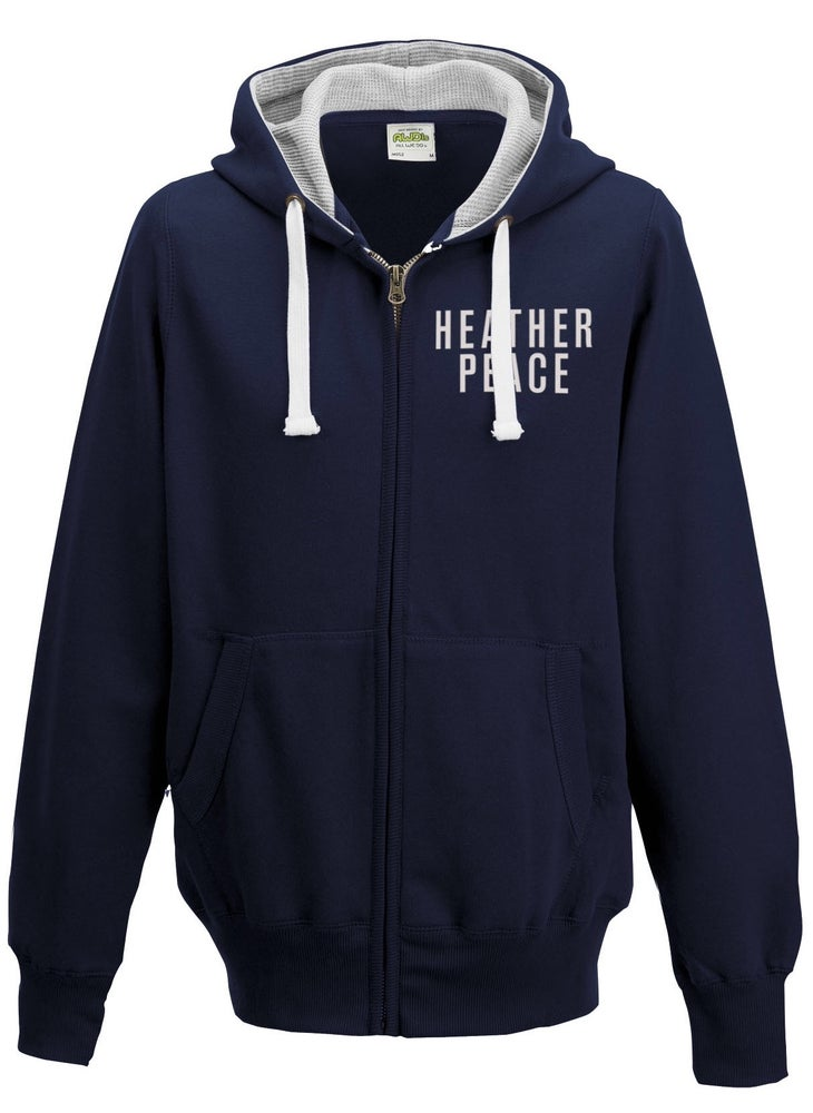 Image of Official Heather Peace Hoodie