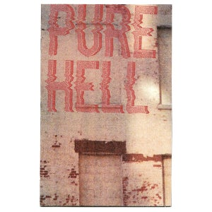 "Image of ""PURE HELL"" ZINE"