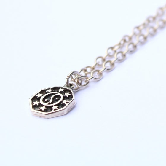 Image of Yin Yang Necklace