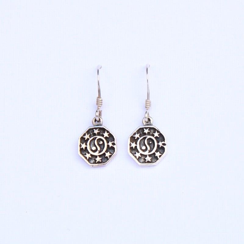 Image of Yin Yang Earrings