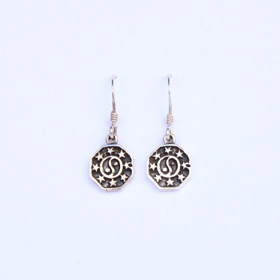 Image of Yin Yang Earrings