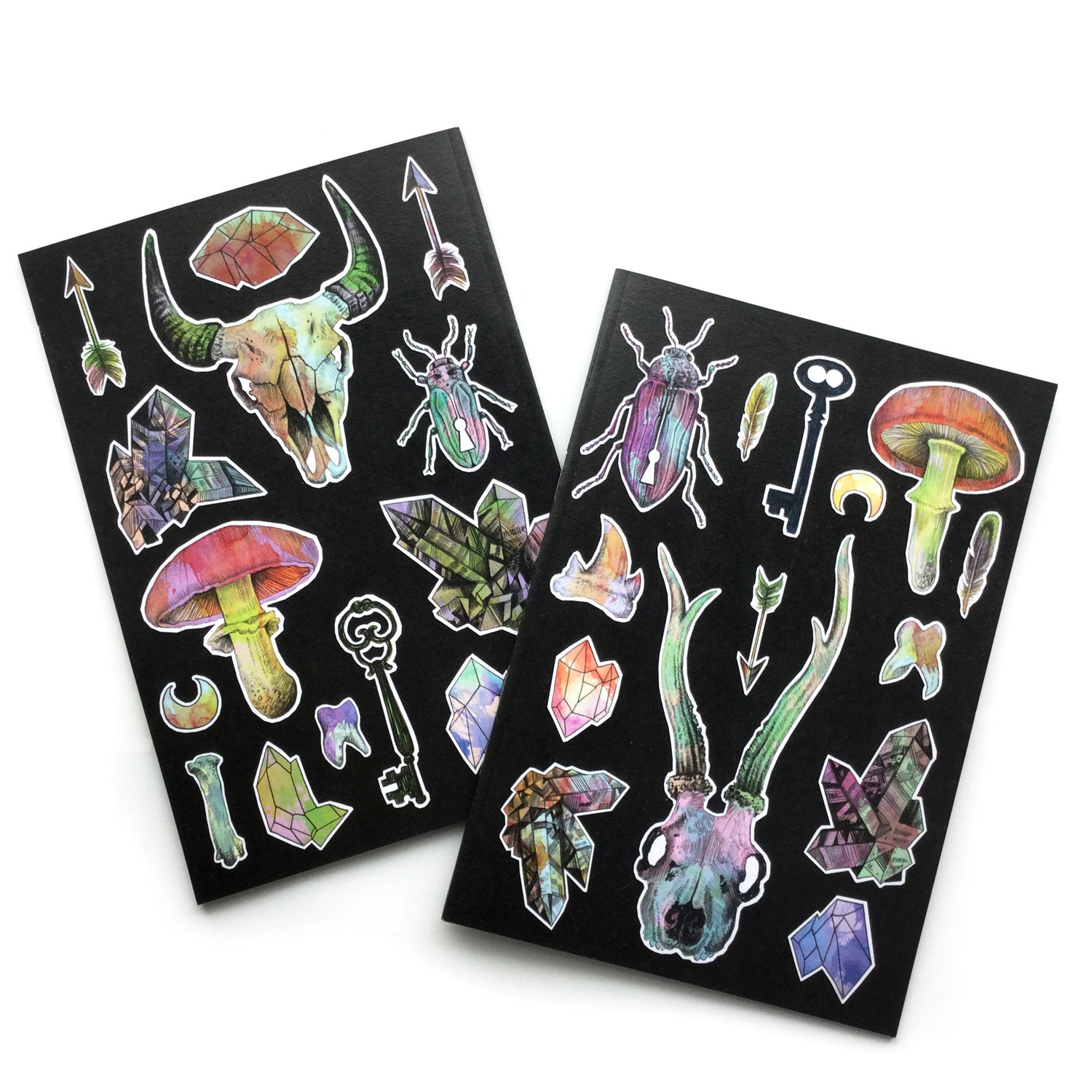 Image of Bundle of Two A5 Notebooks