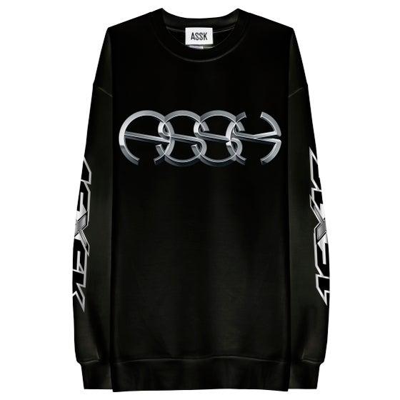 Image of OFF ROAD Sweatshirt - Black