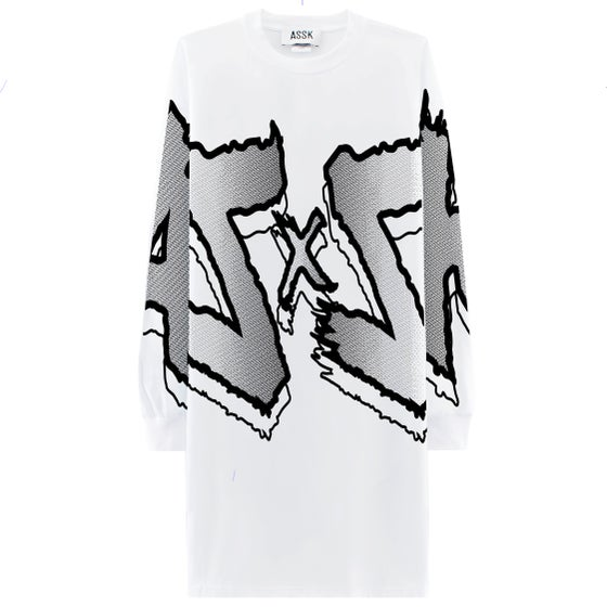 Image of ASxSK T-shirt - White