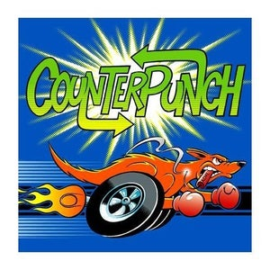 Image of 'Self-Titled' Counterpunch CD