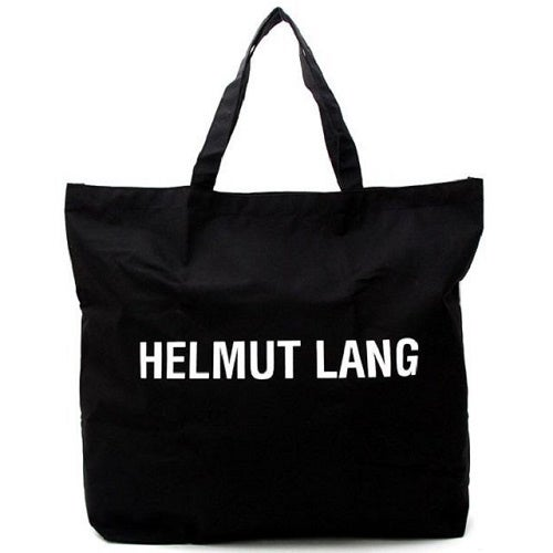 Image of Helmut Lang - Oversized Tote Bag Gift With Purchase Otono Muse Magazine