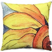 Image of Sunflower 16x16 Pillow