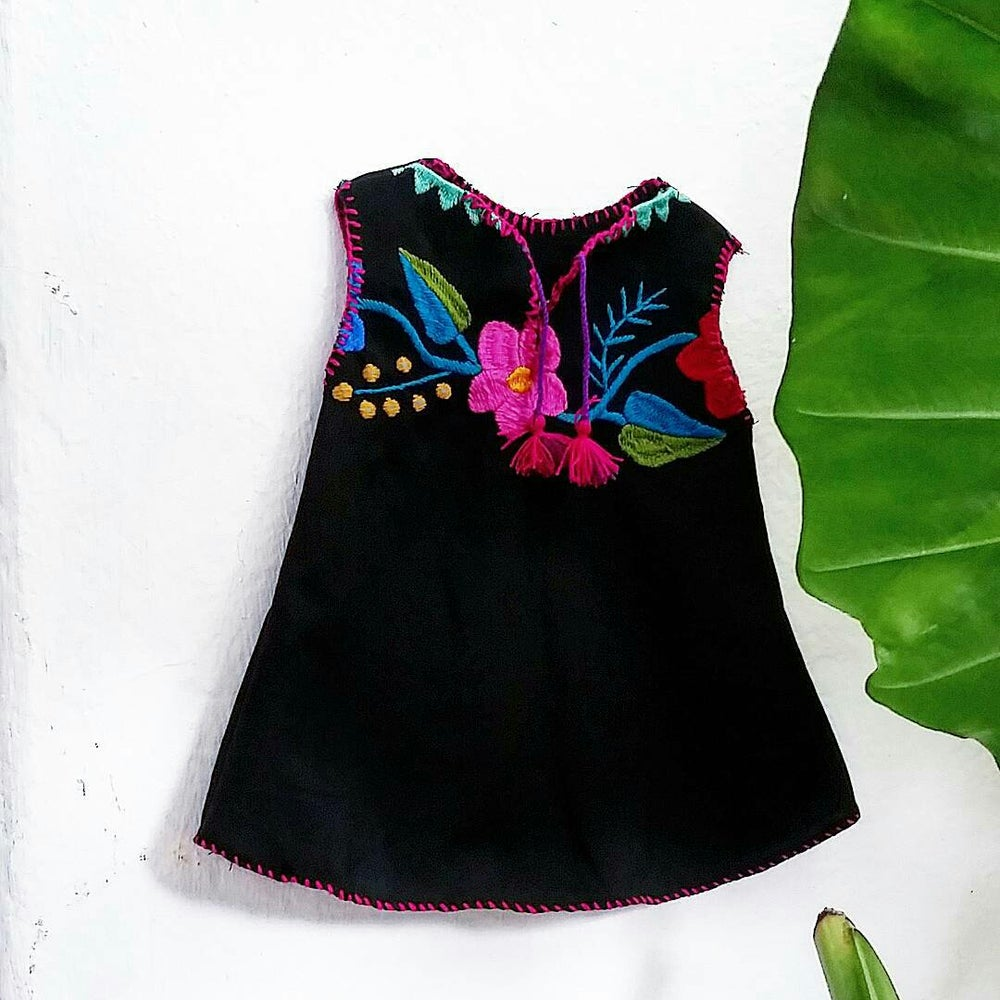 Image of Midnight Kahlo Top