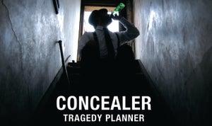 Image of Concealer- Tragedy Planner (CD/Cassette)