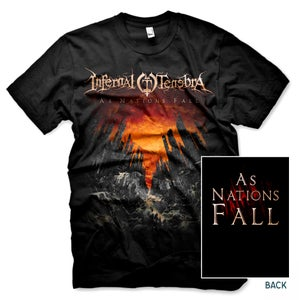 Image of T-shirt - As Nations Fall