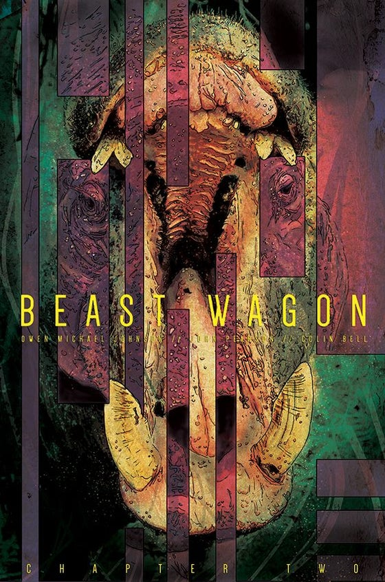 Image of BEAST WAGON #2
