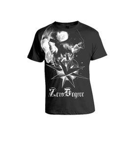 Image of Skull - T-Shirt Black