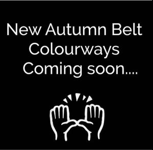 Image of New belts coming soon!