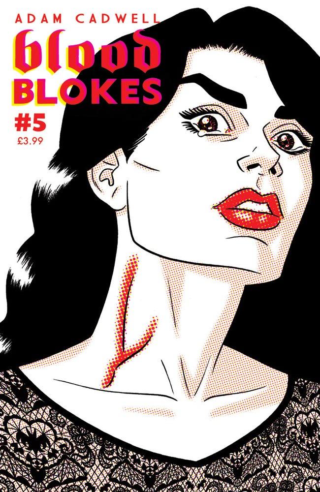 Image of Blood Blokes #5