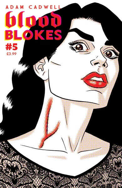 Image of Blood Blokes #5