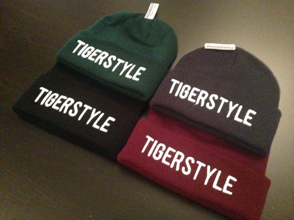 Image of TIGERSTYLE - Beanie