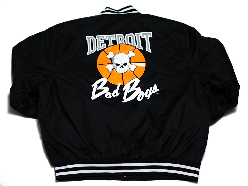 Image of Detroit Bad Boys Jacket
