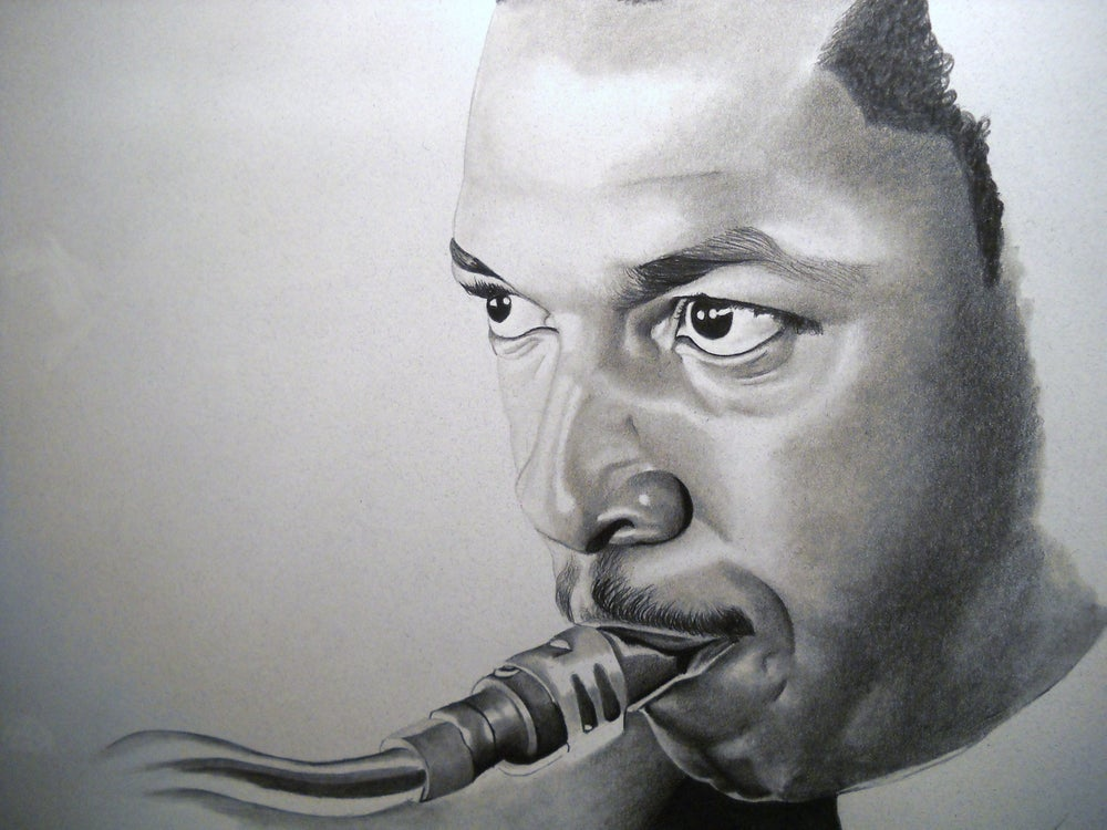 Image of Coltrane