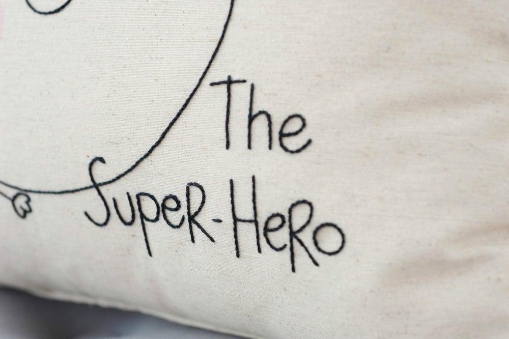 Image of Cojín Super-Hero Nene (Funda)