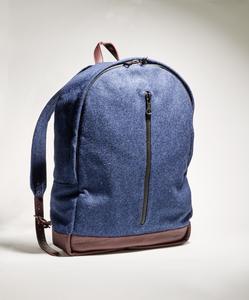 Image of #OverThePeak - Hiking bag blue