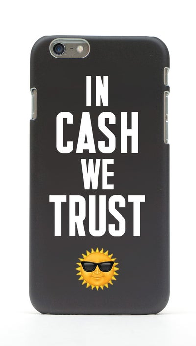 Image of IN CASH WE TRUST