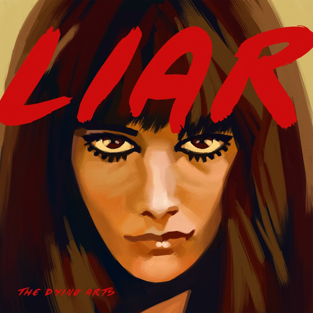 "Image of The Dying Arts - Liar (7"" Vinyl)"