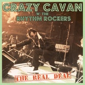 "Image of ""REAL DEAL"" - NEW RELEASE! - Catalogue Number: CRCD16 (CD)"