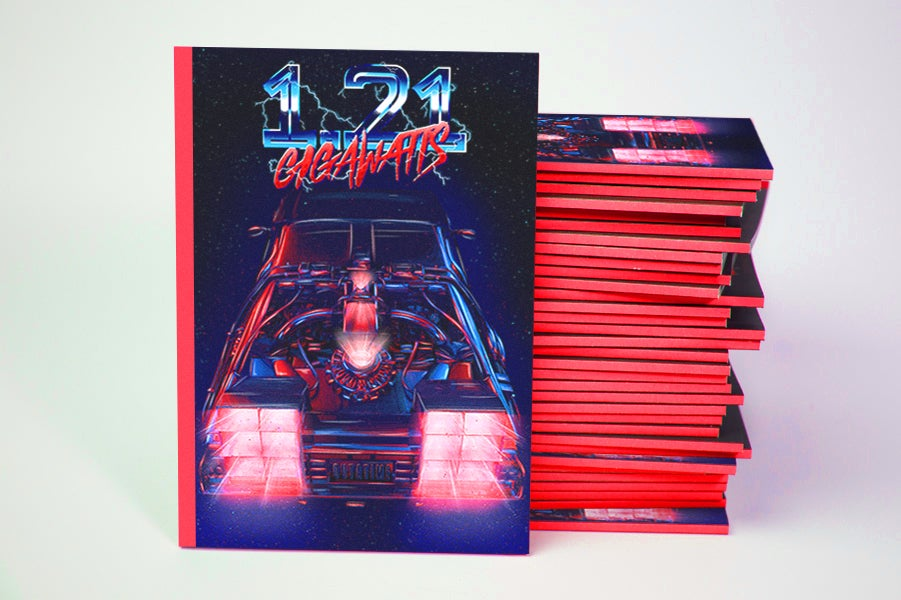 Image of 1.21 GIGAWATTS book