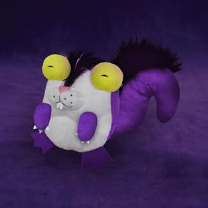 Image of CHEW: Plush Chonk! - SOLD OUT