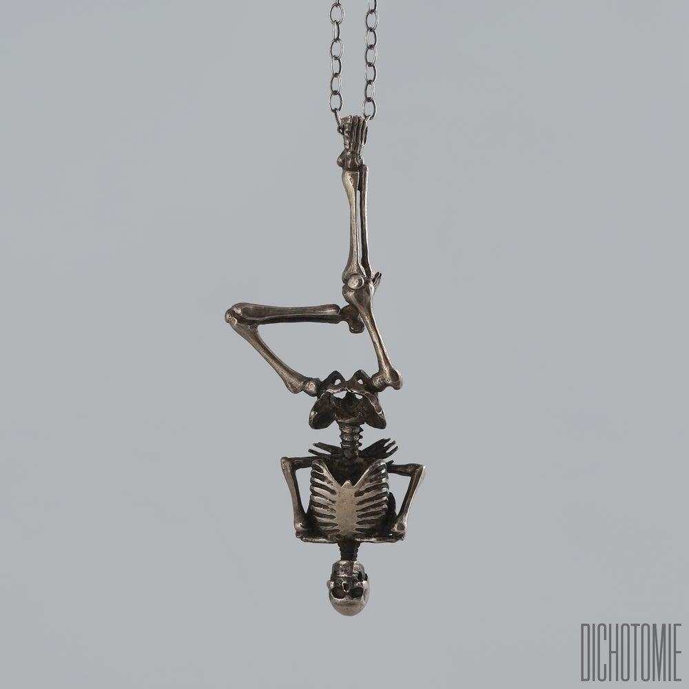 Image of The Hanged Man Pendant