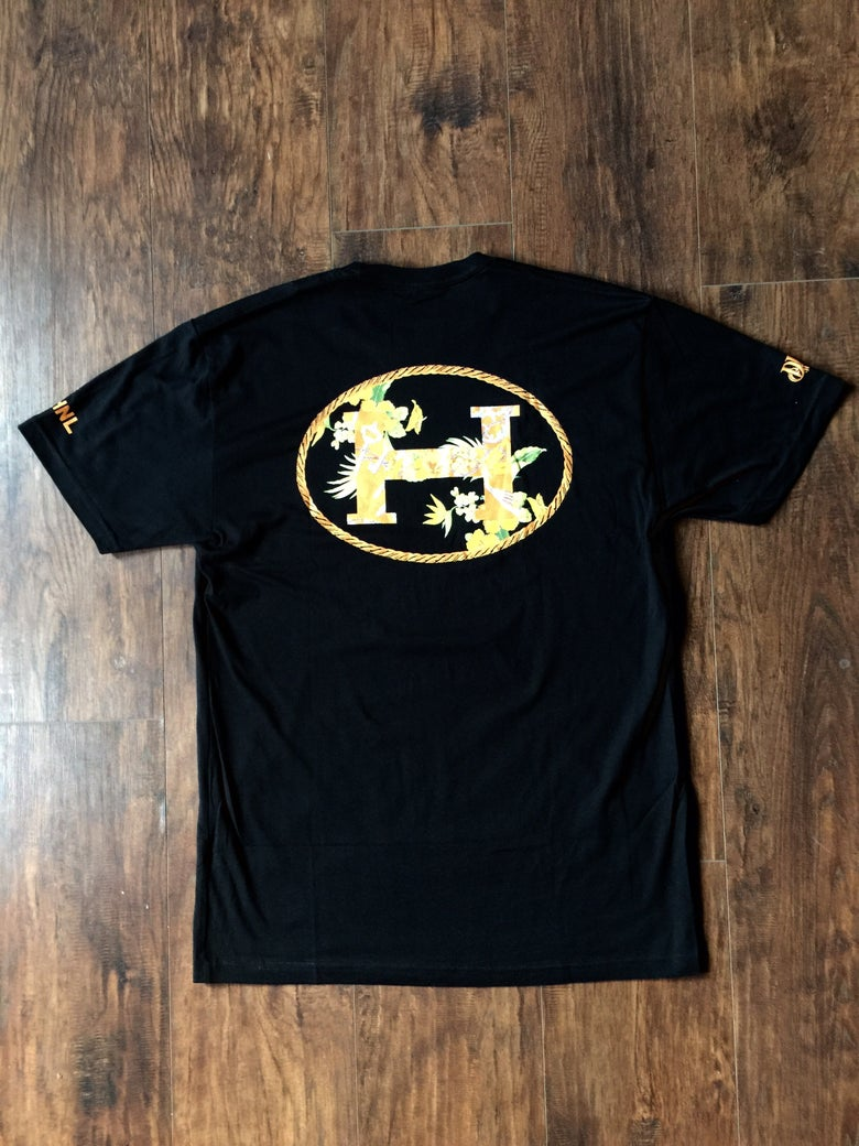 Image of H Lux Men's Tee Black