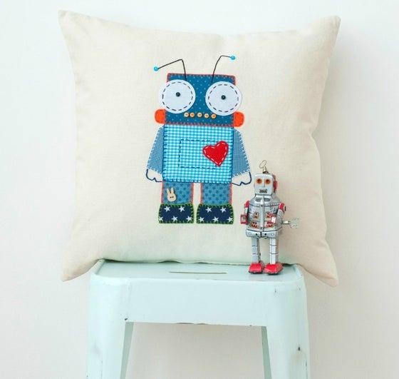 Image of Cojín Robot Nene (Funda)