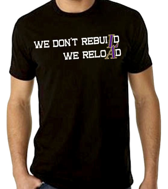 "Image of Modern Day Maven Lakers ""Reload"" Tee/Tank"