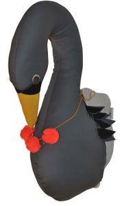 Image of Trophée cygne noir (gris foncé exactement)