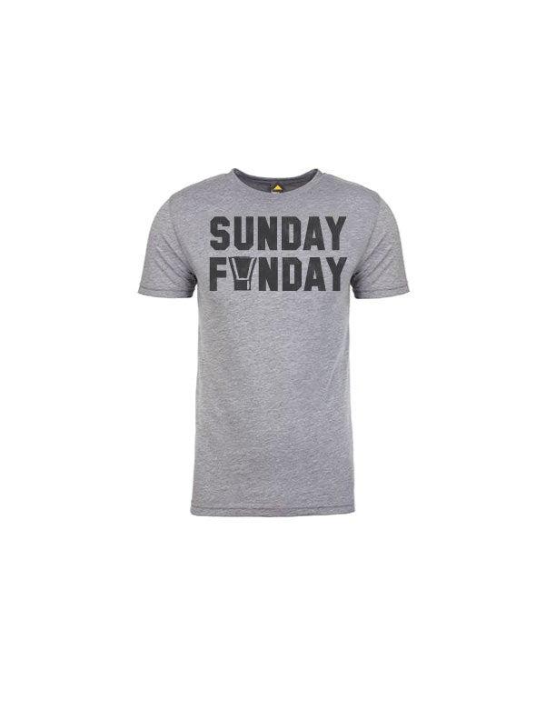Image of SUNDAY FUNDAY Mens Crew neck