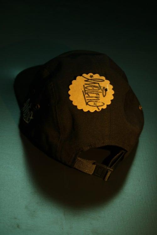 Image of Evoleno 5 Panel Cap Black