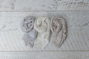 Image of Organic Linen Blend Wraps- The Neutrals Bundle