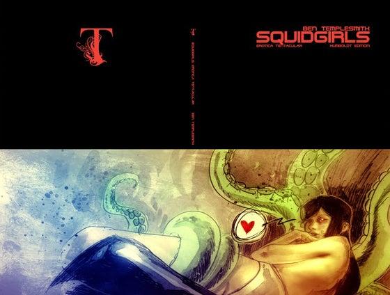 Image of SQUIDGIRLS: EROTICA TENTACULAR