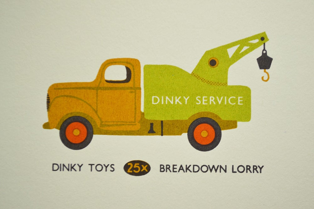 Image of Dinky Toys Breakdown Lorry 50% Off
