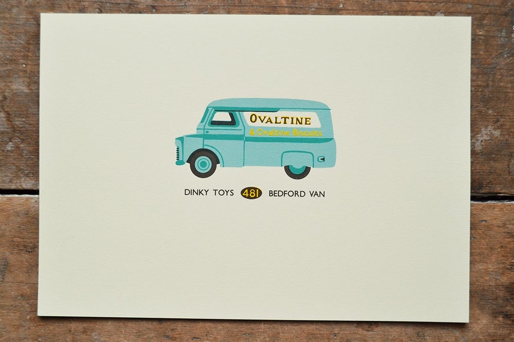 Image of Dinky Toys Ovaltine Van 50% Off