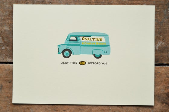 Image of Dinky Toys Ovaltine Van 50% Off
