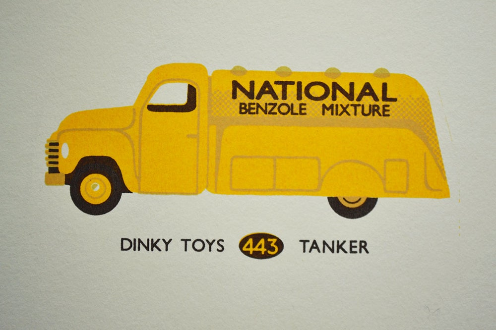 Image of Dinky Toys Tanker 50% Off