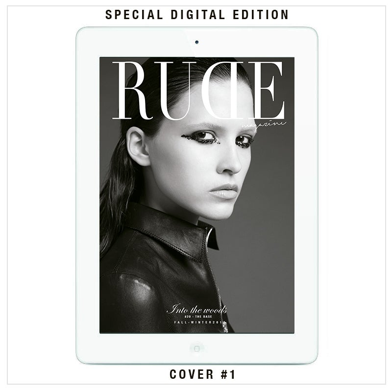 Image of RUDE Magazine issue#20 - Cover#1