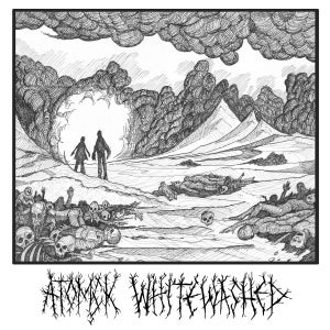 Image of [DISTRO] Atomck - Whitewashed 7""